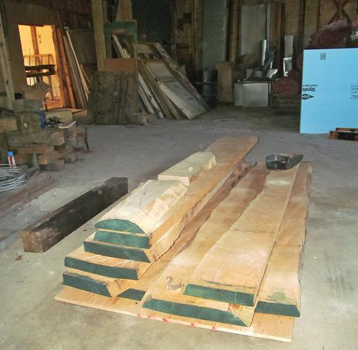 High quality wood