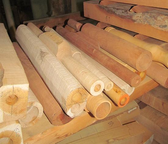 Future bassoon sections